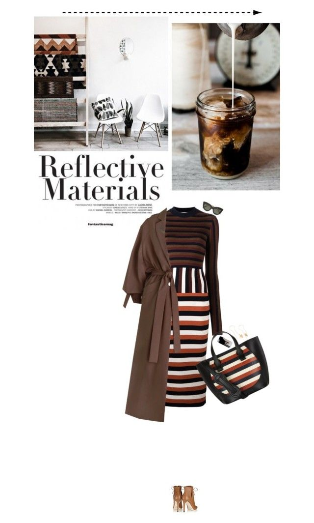 """""""Sugar and spice and everything nice"""" by miss-milika ❤ liked on Polyvore featuring Victoria Beckham, Zimmermann, Jimmy Choo, Paperself and Edge of Ember"""