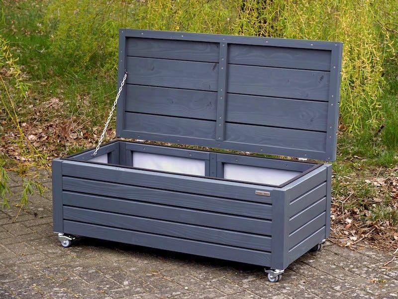 Pin Auf Sitztruhe Truhenbank Holz