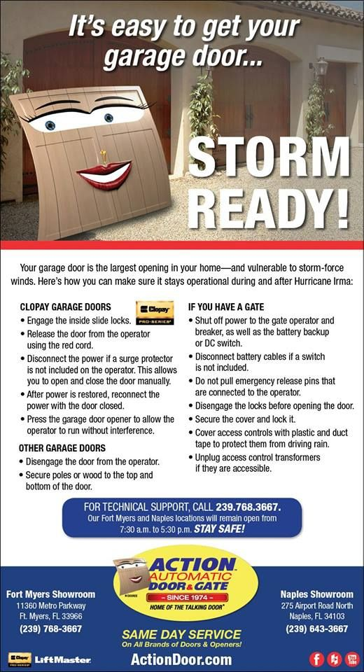 Once The Storm Had Ped Should You Need Our Help Repairing Damaged Garage Doors Or