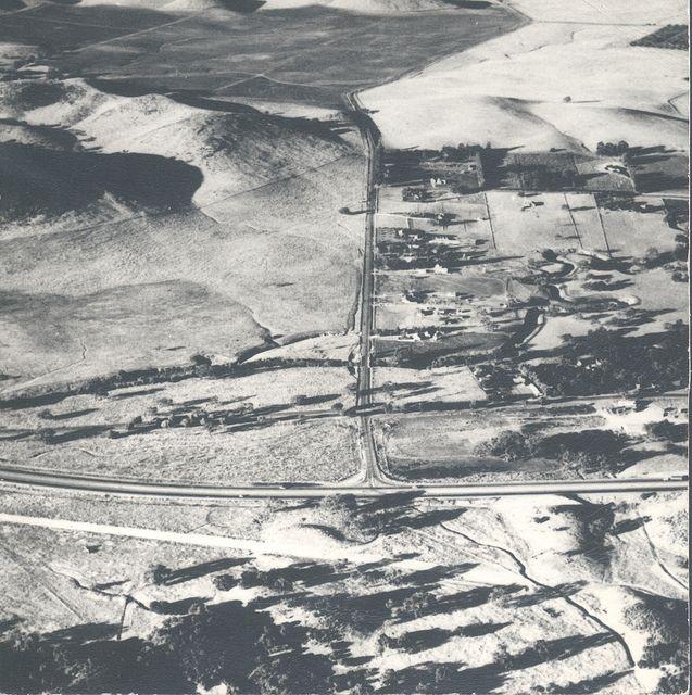 101 and Moorpark Road, circa 1958