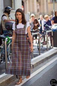 STYLE DU MONDE / Milan Men's SS16 Street Style: Natasha Goldenberg  // #Fashion, #FashionBlog, #FashionBlogger, #Ootd, #OutfitOfTheDay, #StreetStyle, #Style