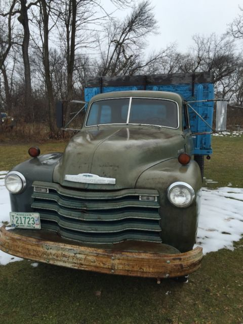 1947 Chevy Truck Pickup Rat Rod 1948 1949 1950 1951 1952 1953 1954