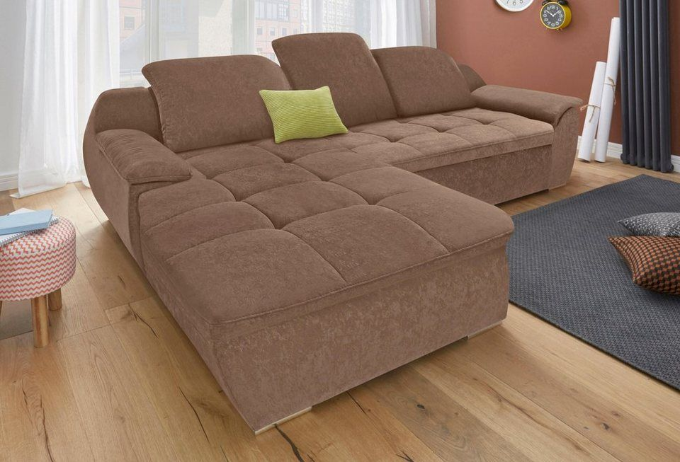 Sit More Ecksofa Wahlweise Mit Bettfunktion Another Test