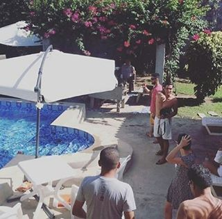 Por esos buenos momentos despues de los eventos de trabajo !! #Panama #Coronado #Nomadas #PoolParty #Friends #WorkFamily #Summer #Relax #Chill #Chilling #Pic #Picture #PictureTime #Moments #FunDay #sandiegoconnection #sdlocals #coronadolocals - posted by Fernando Mendoza https://www.instagram.com/fersho1794. See more post on Coronado at http://coronadolocals.com
