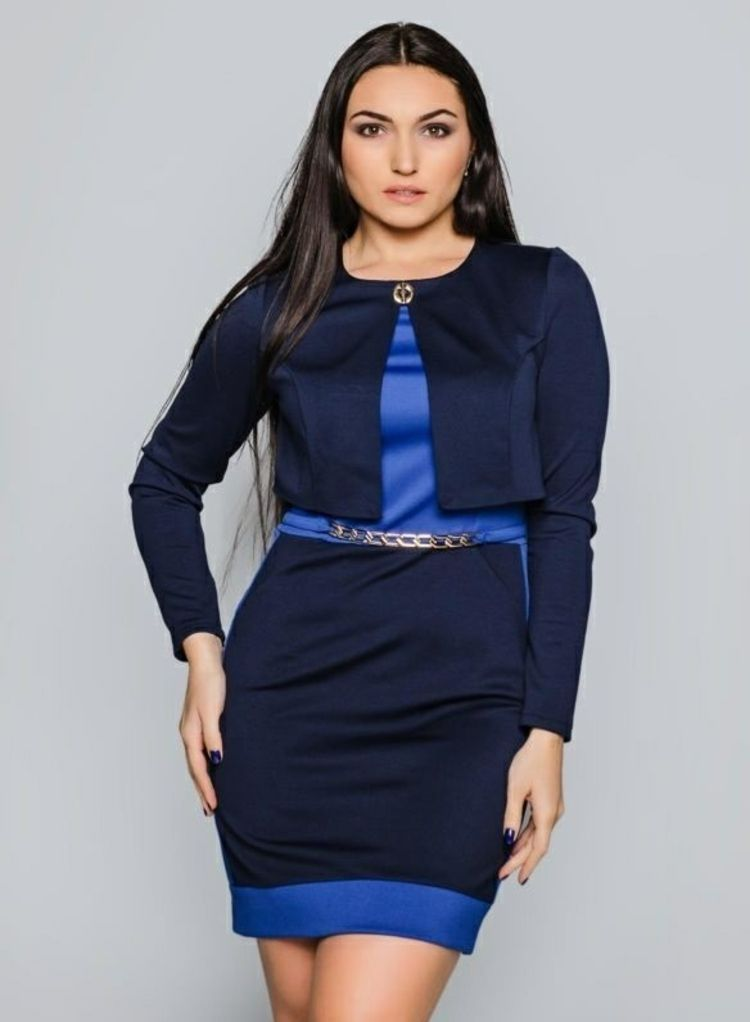watch 3b887 1c574 Kleider in großen Größen: elegante Mode für kurvige Damen ...