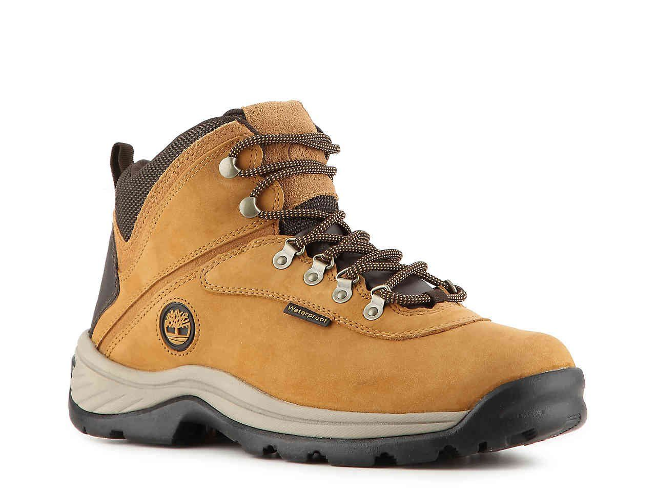 6a2ec6fed24 Timberland 14176 Mens Mid White Ledge WP Boot Wheat 9.5 W US * For ...