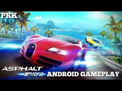 Asphalt Nitro Android Gameplay Partida De Asphalt Nitro En Android