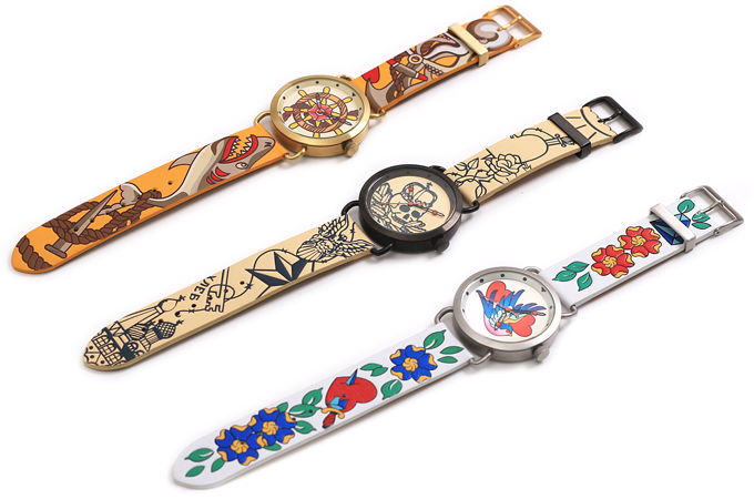 INKWELL designer watches