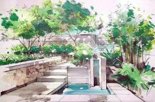 35++ 3d jardin et paysagisme inspirations