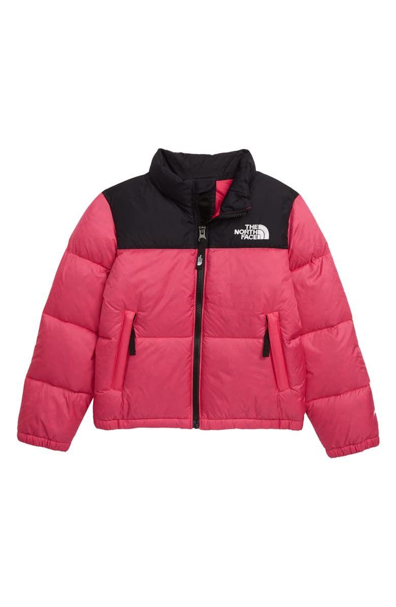 The North Face Kids Nuptse 1996 700 Fill Power Down Jacket Toddler Girl Little Girl Nordstrom Girls North Face Jacket North Face Kids North Face Nuptse [ 1196 x 780 Pixel ]