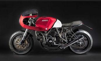 Niki B Google Motorcyles Ducati 750 Ducati Cafe Racer