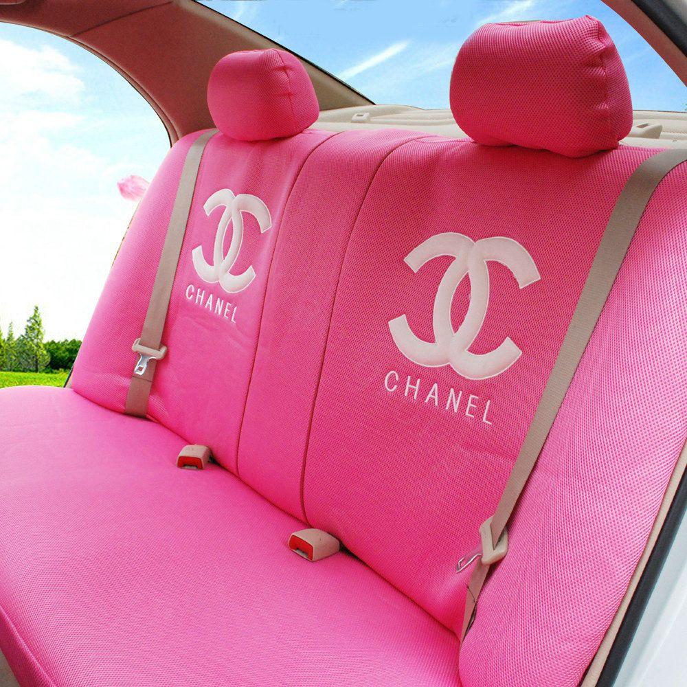 Girly Interior Car Accessories