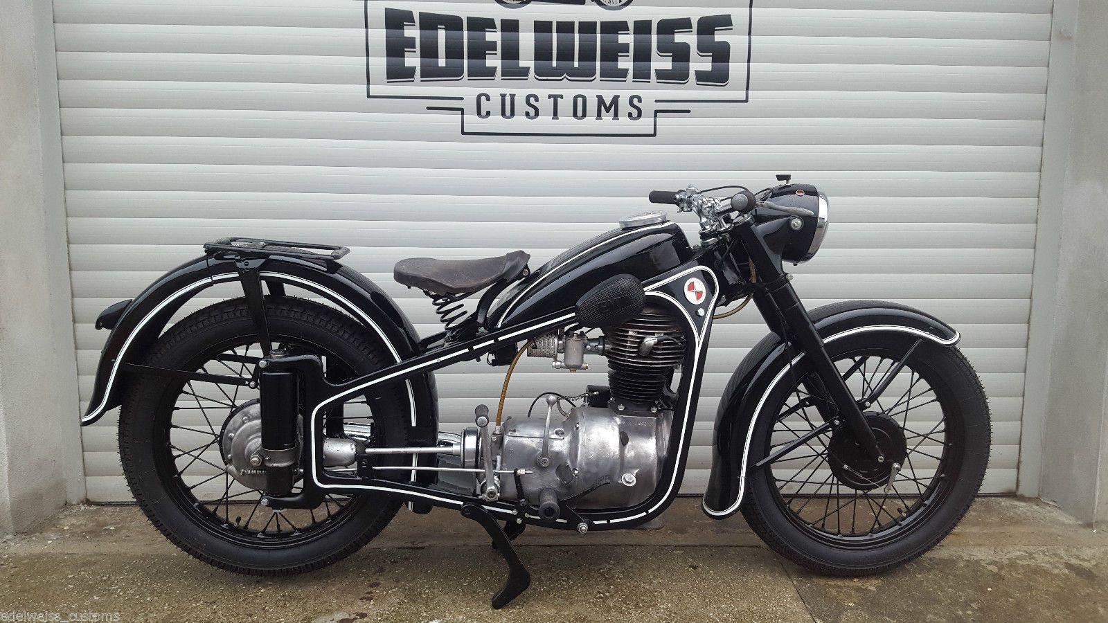 EMW R35 - restauriert, schöner Oldtimer | eBay | EMW R35