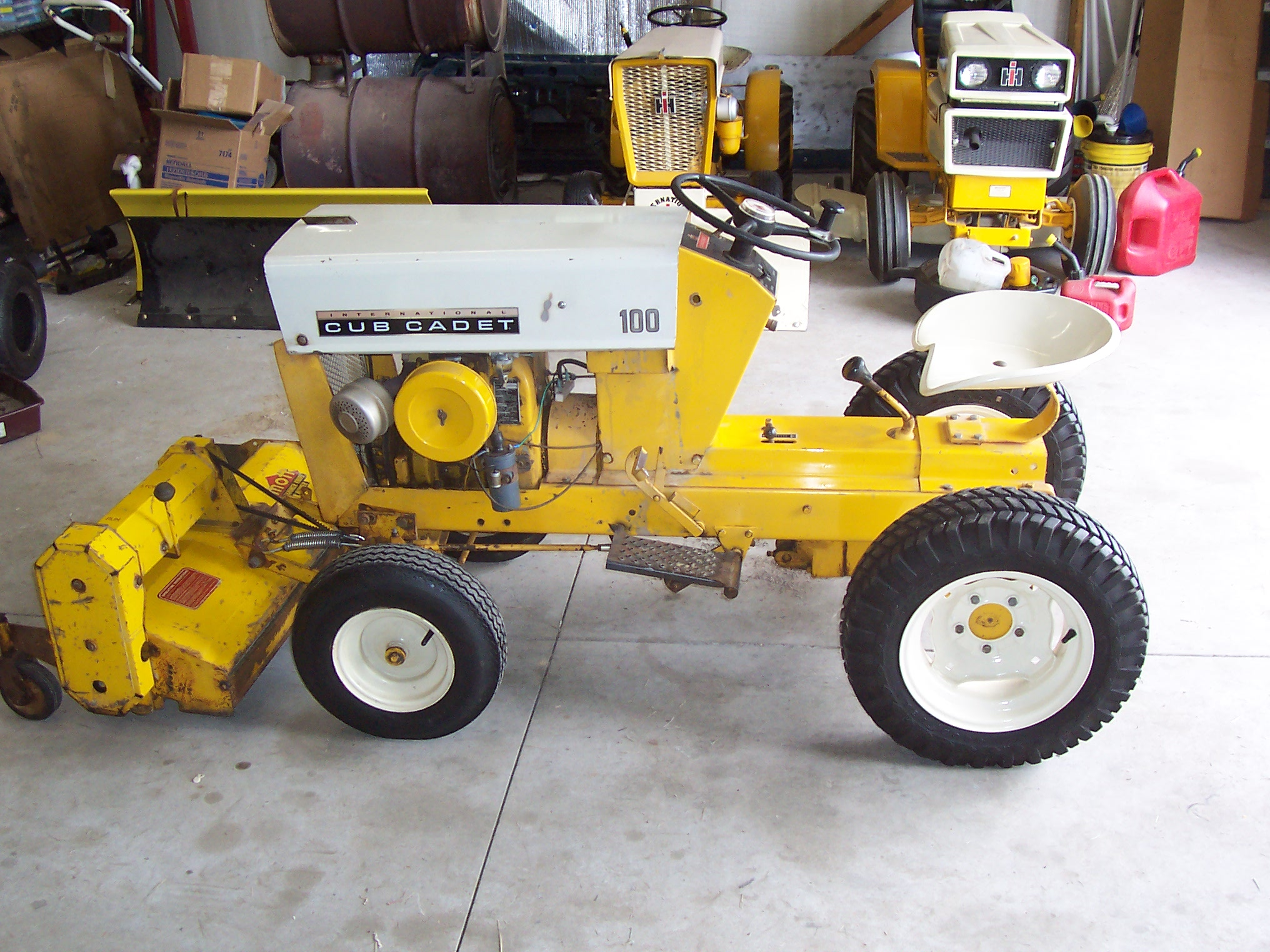 Pin On Lawn Mowers And Garden Tillers