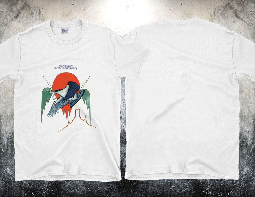 a4c7c38eb83 Vintage 1974 THE EAGLES concert Tour 70s T-Shirt Reprint Size S - 2XL