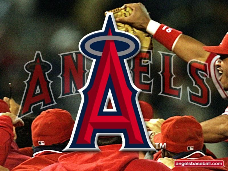 Congratulations To The La Angels Of Anaheim Overcoming Adversity With Another Al West Title Angels Baseball Anaheim Angels Baseball Baseball Wallpaper