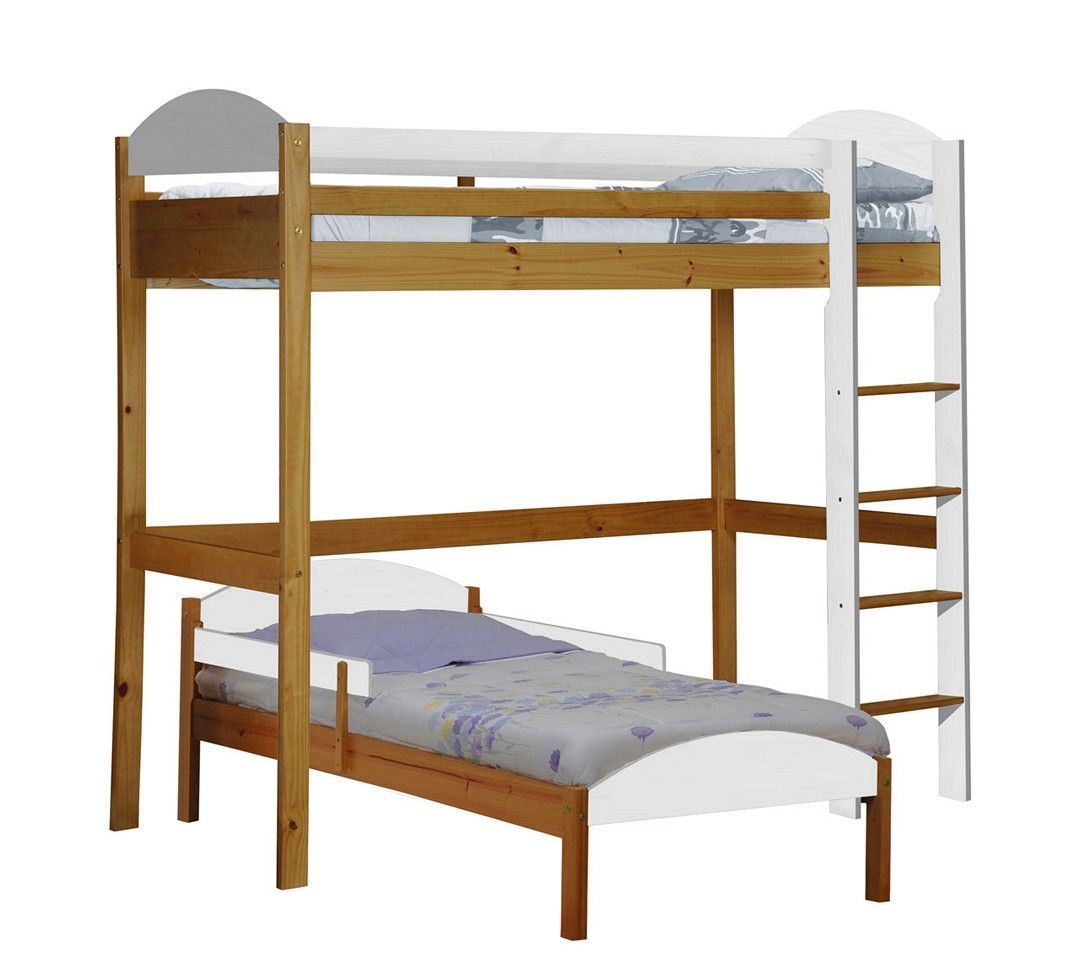 Http Www Bonsoni Com Maximus L Shape High Sleeper Antique With