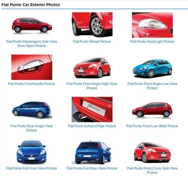 Fiat Punto Price In India