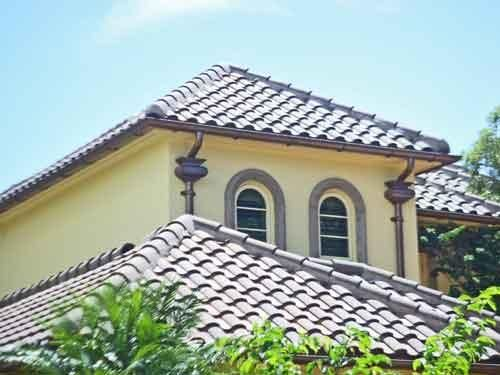 Weathered Copper Gutters Google Search Home Copper Gutters Roof Tiles Home Decor