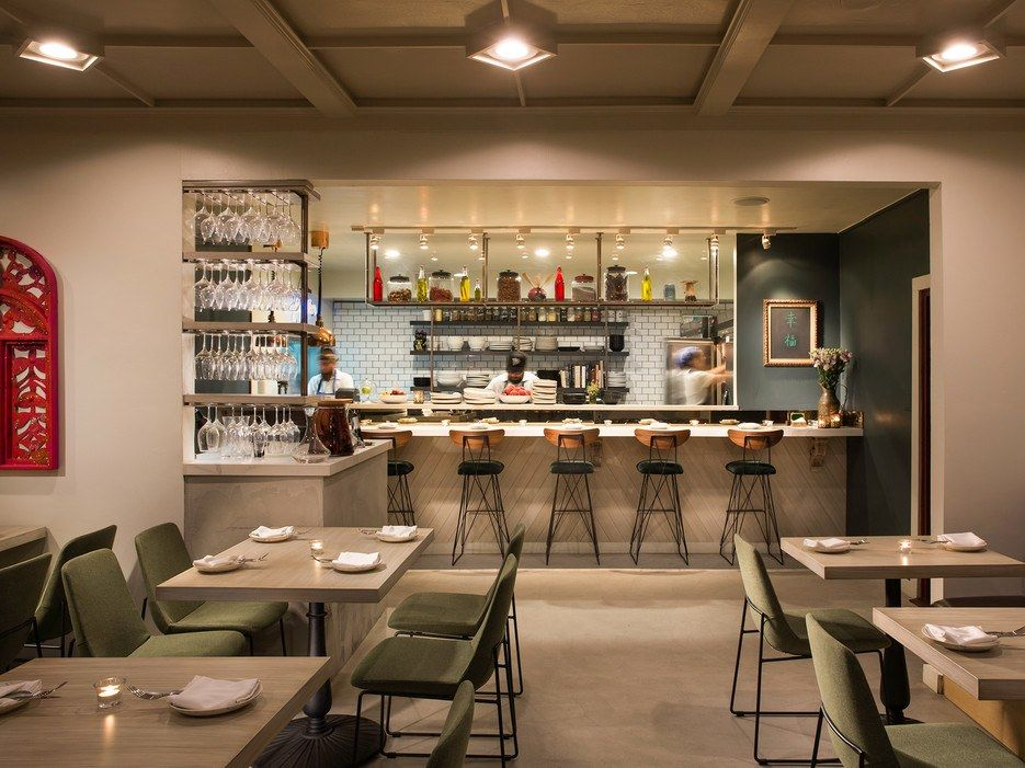 The Best New Restaurants In Los Angeles Restaurant Interior Design Restaurant Restaurant Design