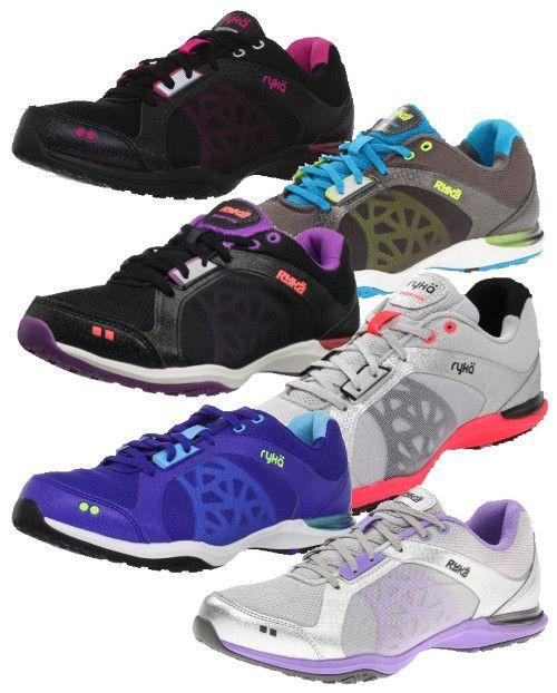 exertion ryka zumba shoes colors