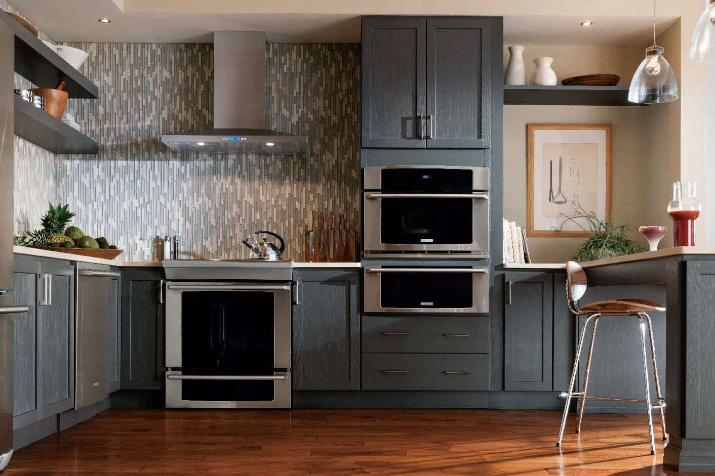 8 Kitchen Design Trends That Will Last Into 2020 And Beyond Horner Millwork In 2020 Kitchen Cabinetry Design Kitchen Cabinet Trends Kitchen Trends