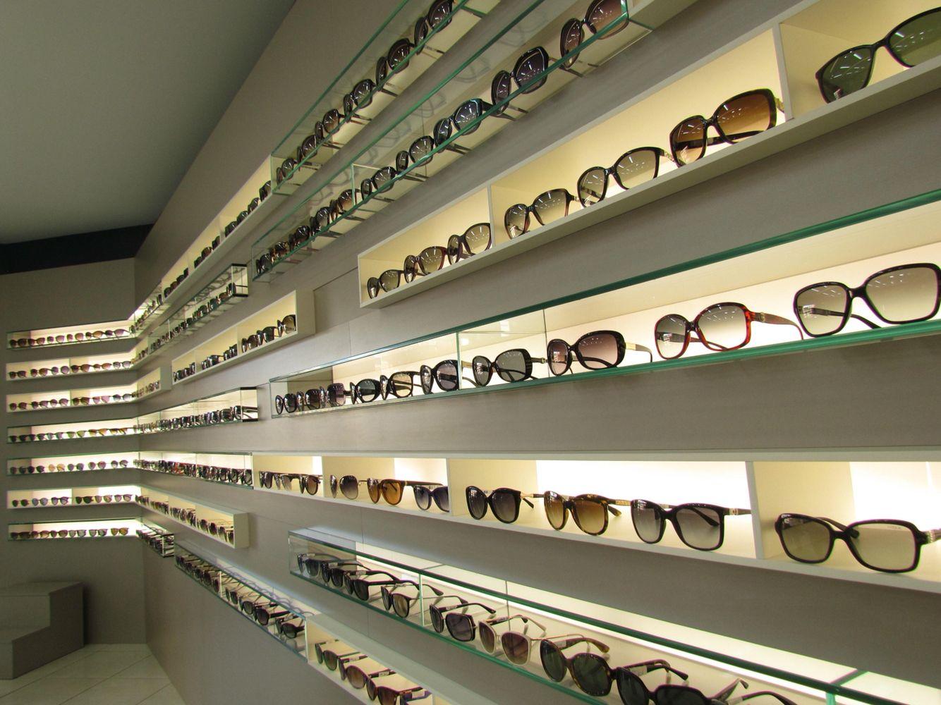 0c6d3a034 Rasgo Gesso - Iluminação indireta - Nicho - Rasgo com Iluminação - Óculos -  Vidro.