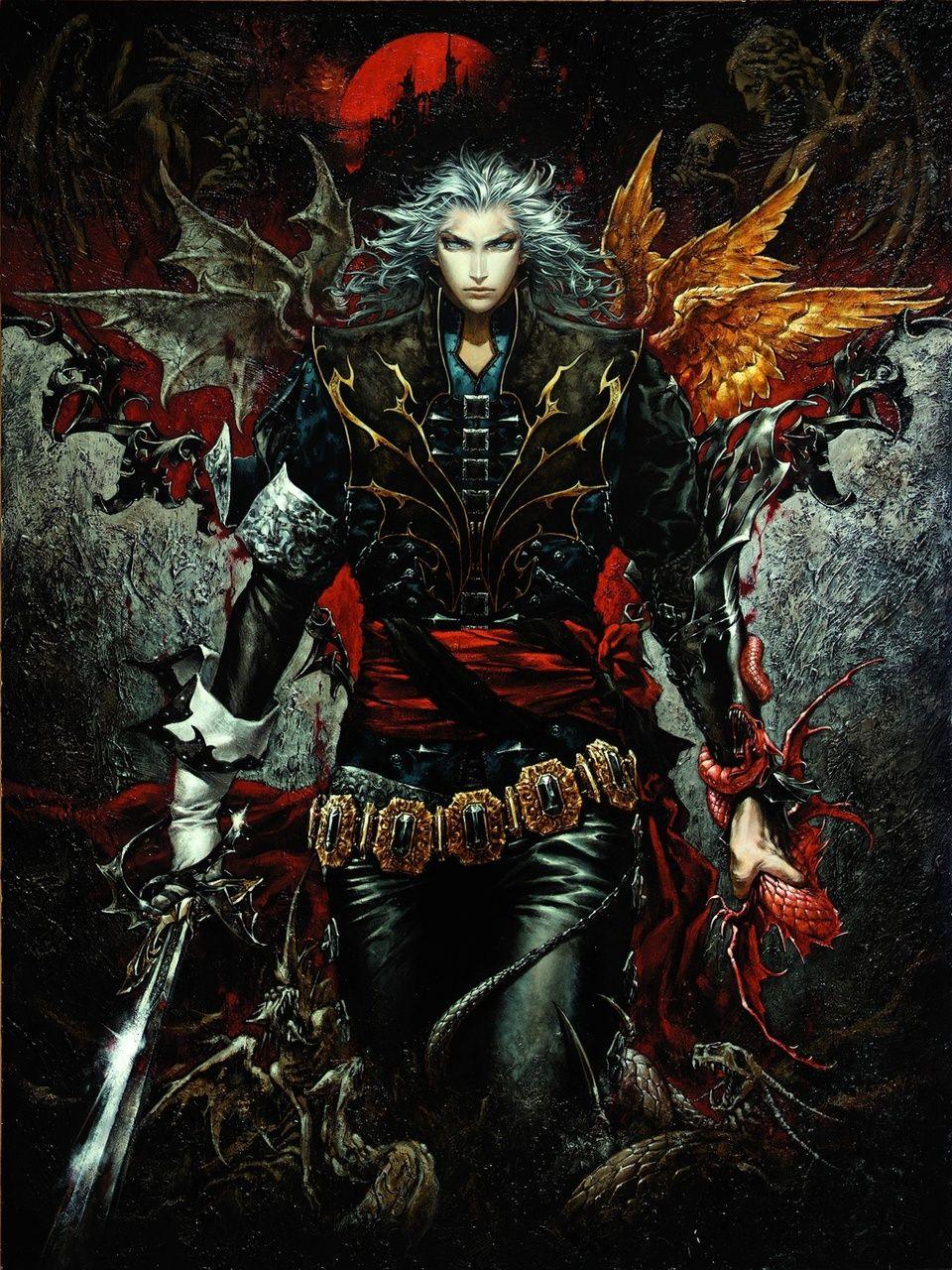 Castlevania Curse Of Darkness Hector Castlevania Vampiros