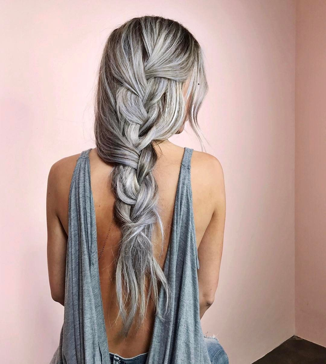 Following The Debut Of Wonder Woman We Ve Listed Some Of Our Favorite Amazonian Inspired Hairstyles That Are Perf Hair Styles Elegant Wedding Hair Edgy Hair