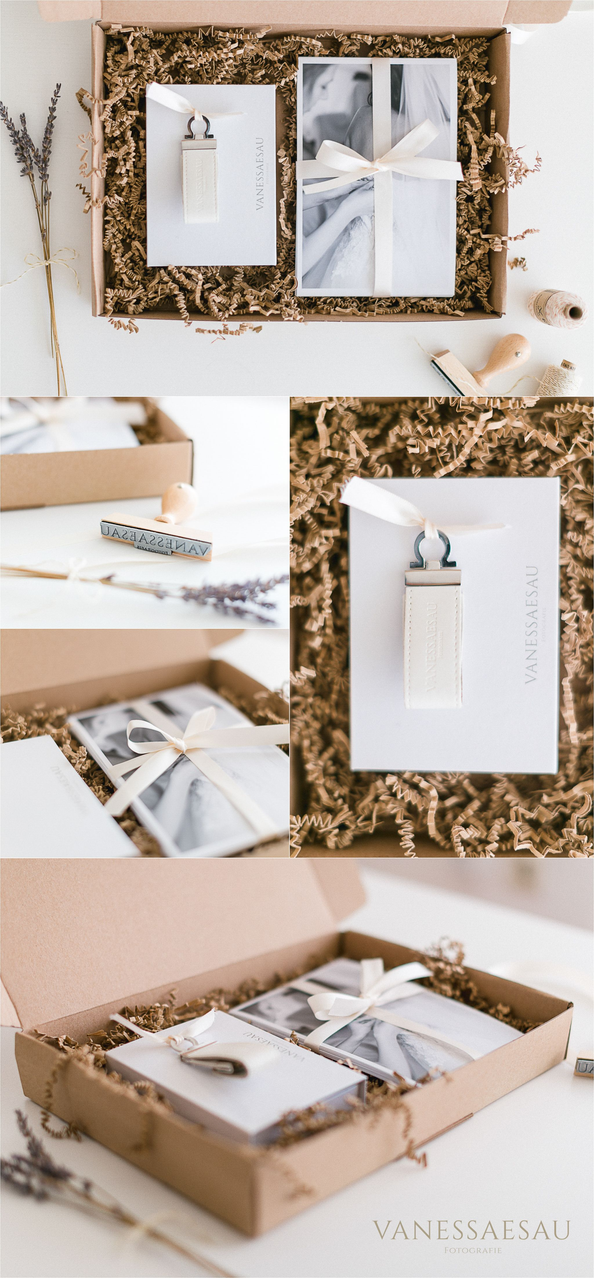 Copyright Vanessa Esau Packing Wrapping Weddingpackage Package
