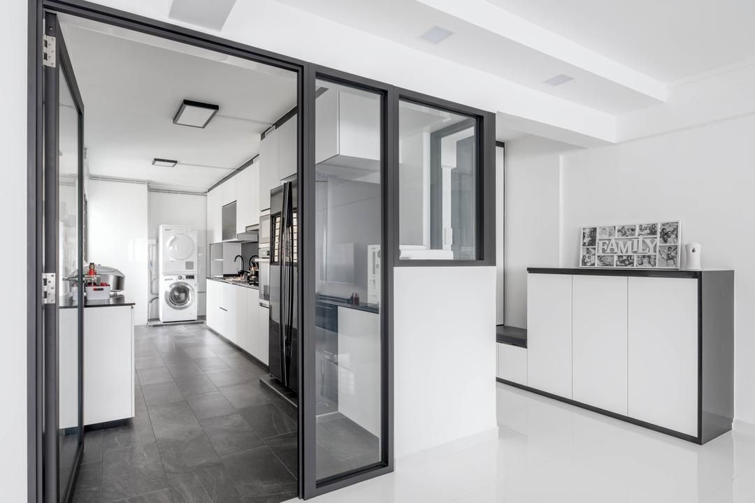 Check out this Modern-style HDB Kitchen and other similar ...