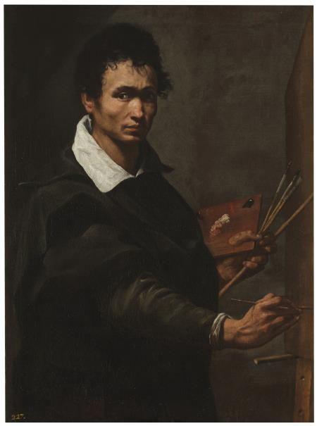 Autorretrato (¿?) - Colección - Museo Nacional del Prado