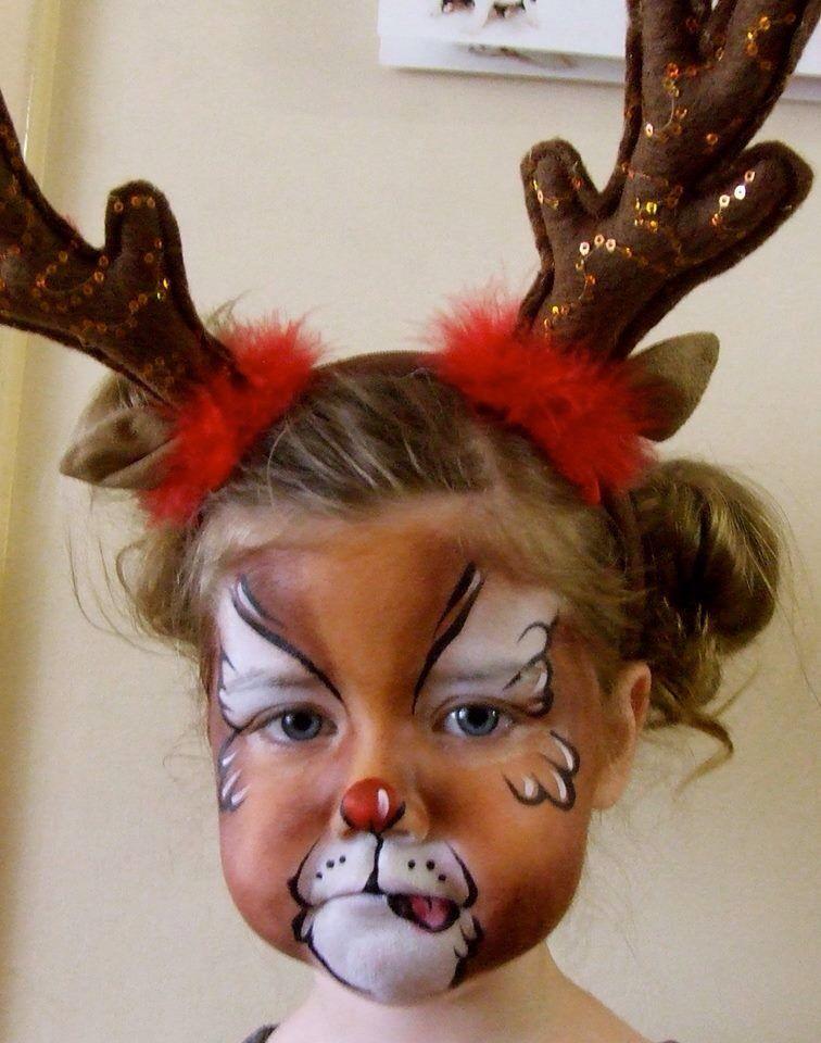 Reindeer cutie :)