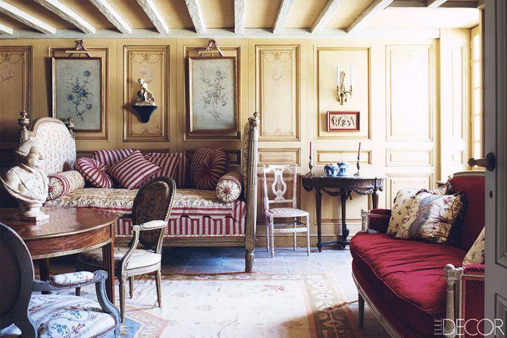 Interieur Klassiek Interieur Design