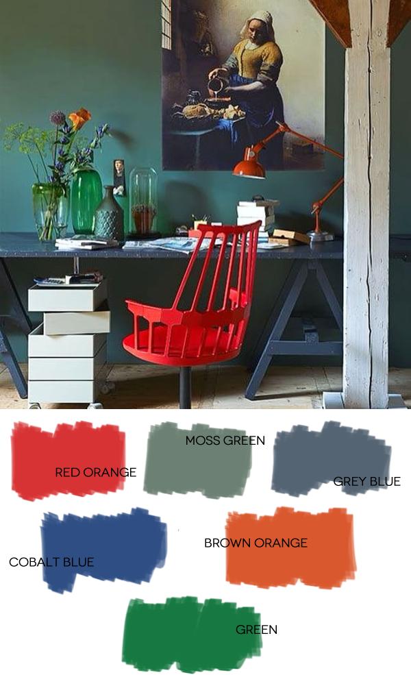 Color System / Pretty Haute Mess