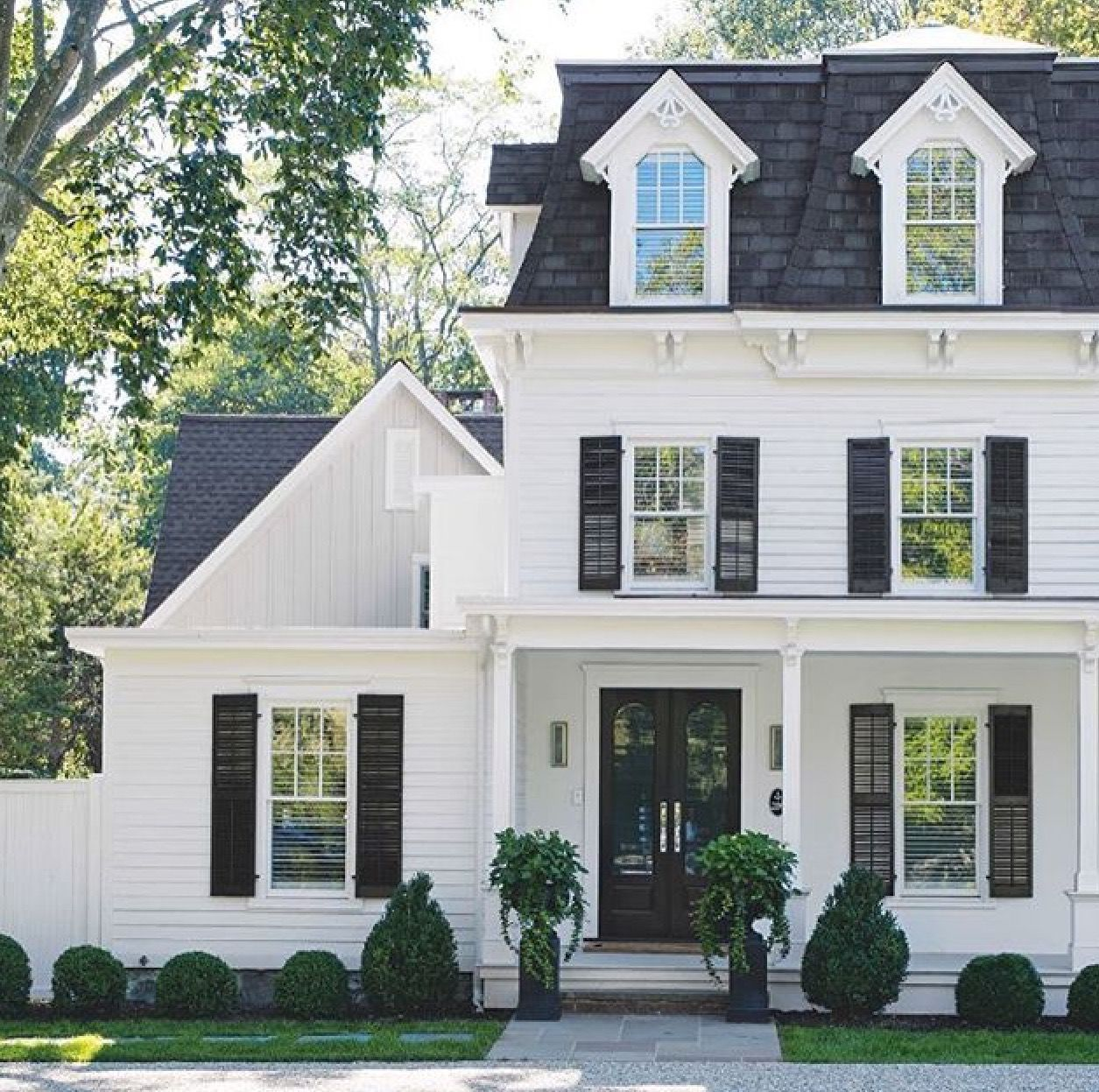 Best More Ideas Below Before And After Mansard Roof Remodel 400 x 300