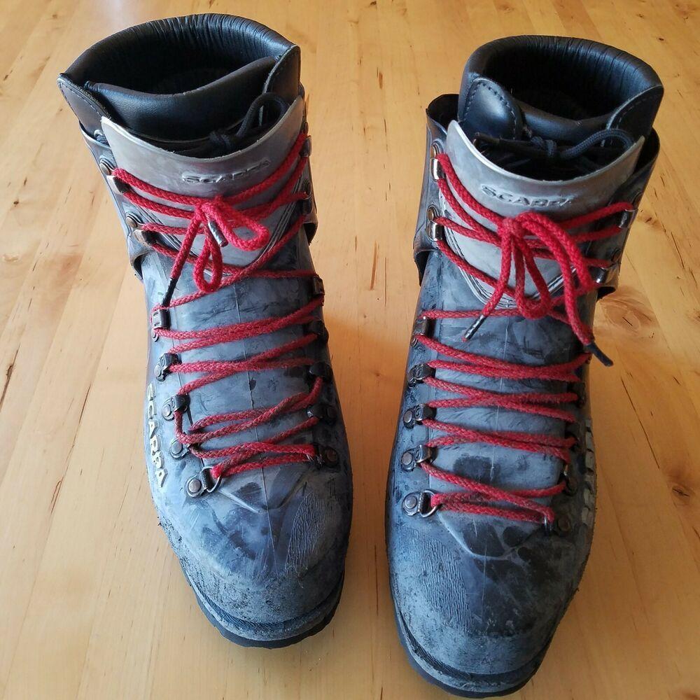 in vendita all'ingrosso anteprima di Sneakers 2018 Advertisement(eBay) SCARPA Inverno Mountaineering Boot 43275 SIZE ...