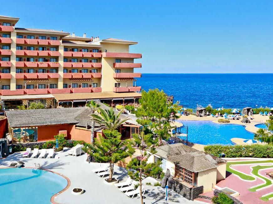Santa Cruz De La Palma H10 Taburiente Playa Spain Europe H10 Taburiente Playa Is Perfectly Located For Both Business And Leisure Gue Europe Hotels Playa Hotel