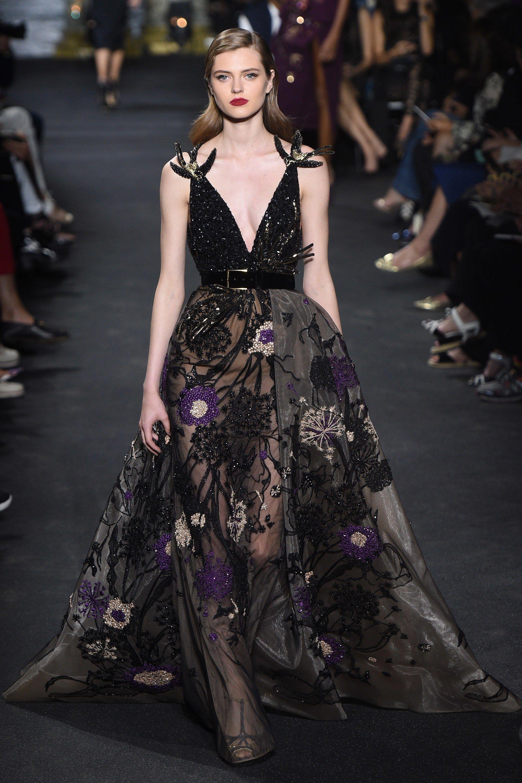 Elie Saab Fall 2016 Couture Fashion Show  02a40a476de64