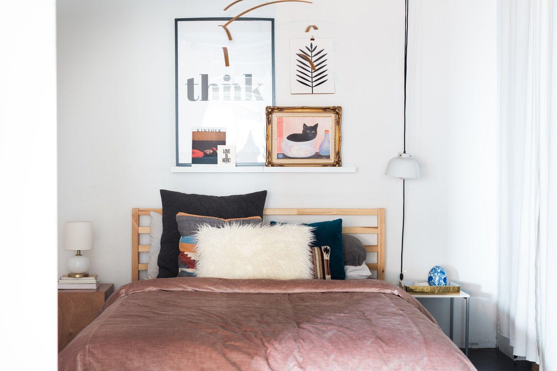 5 Smart Ways To Get More Storage In Your Sleep Space Chicago LoftsTiny BedroomsLoft