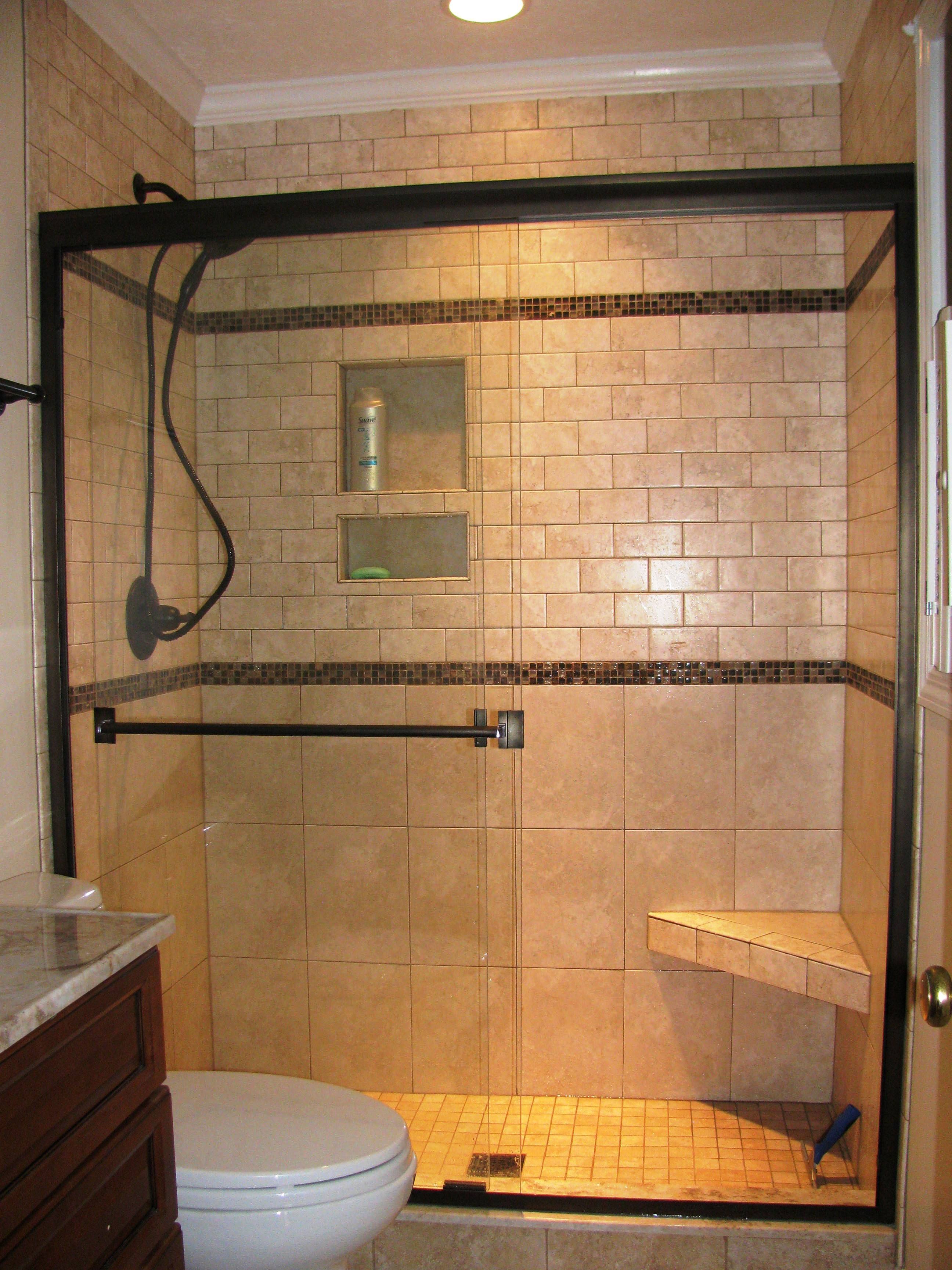 Small Bathroom Showers pictures of small bathroom remodels with simple shower stalls with
