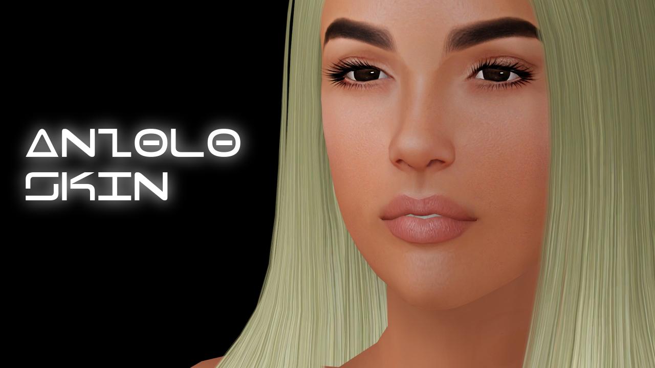 Sims 2 custom skins