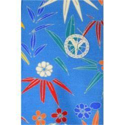Photo of Pique-Poloshirt mit floralem Print, Blau Carlo Colucci