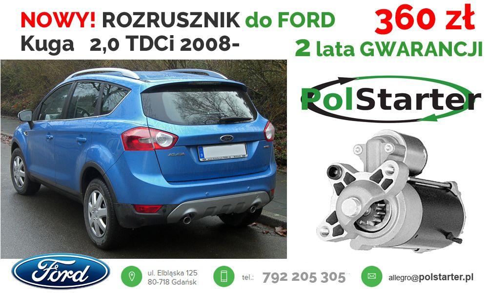 Rozrusznik Ford Focus Volvo C70 S 40 2 0 D Tdci 6273597470 Oficjalne Archiwum Allegro Ford Focus Volvo C70 Volvo
