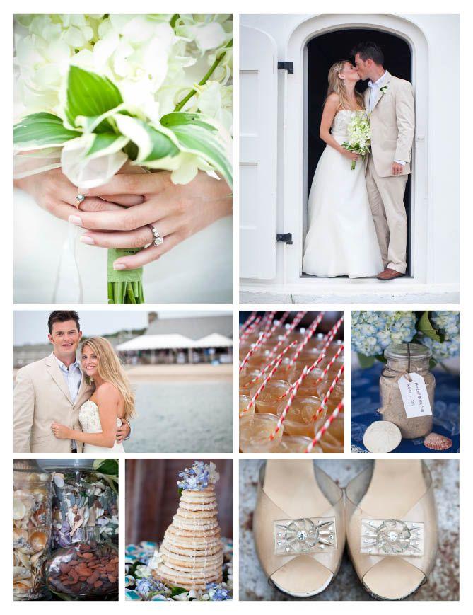 Martha S Vineyard Wedding At East Chop Beach Club Via Wellwed