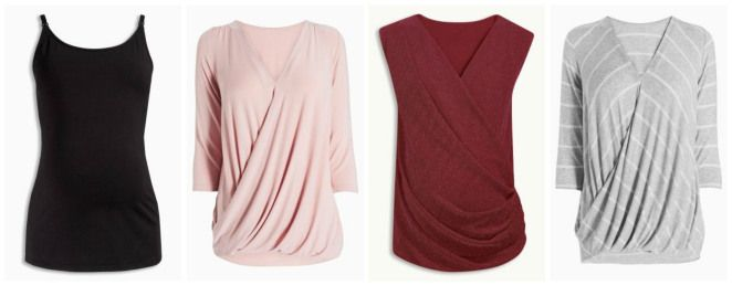 Breastfeeding Outfit Ideas from Next - www.lovefrommim.com