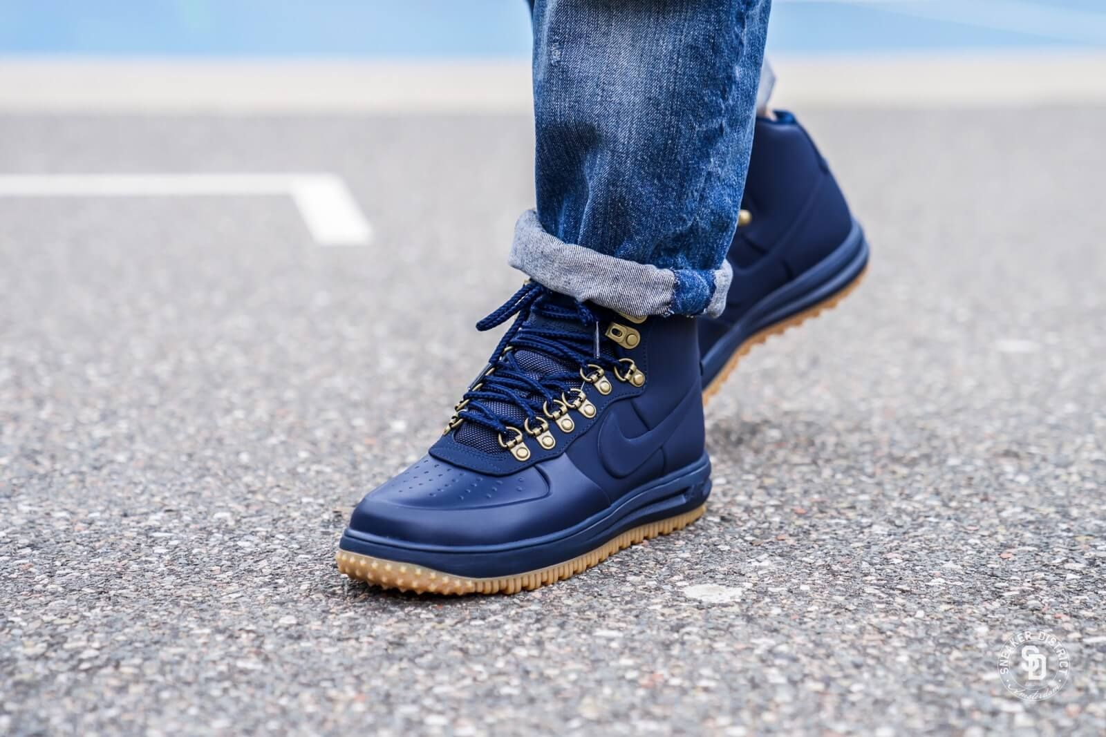 competitive price 7aae0 a3186 Nike Lunar Force 1 Duckboot  18 Obsidian Gum