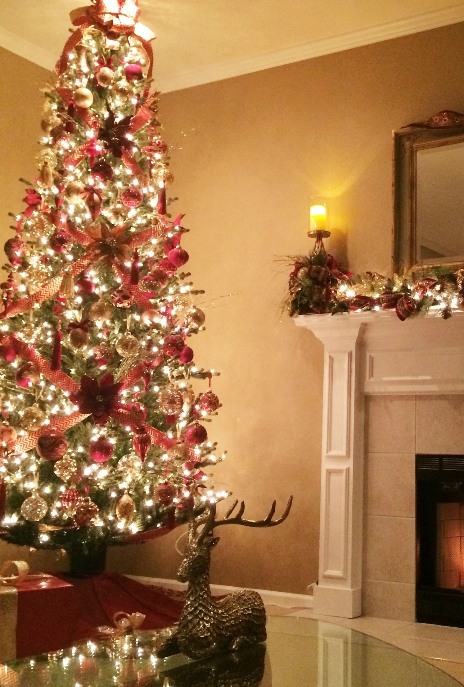 Photo Credit: Michael Keighley| Frontgate Holiday Decor ...