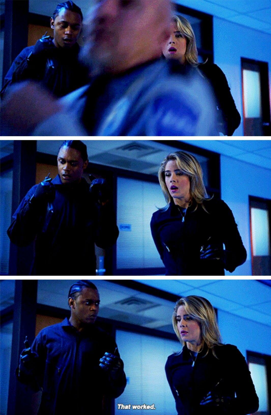 #Arrow #Season5 #5x18