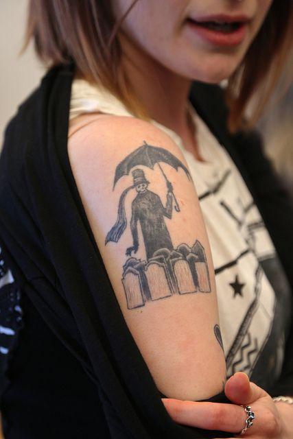Siobhan Magnus Gashlycrumb Tinies Tattoo Tattoos Inspirational Tattoos Cool Tattoos